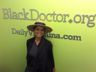 Victoria Rowell on TheBlackDoctor.org