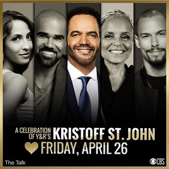Victoria Rowell Returns to Y&R for A Celebration of Kristoff St. John