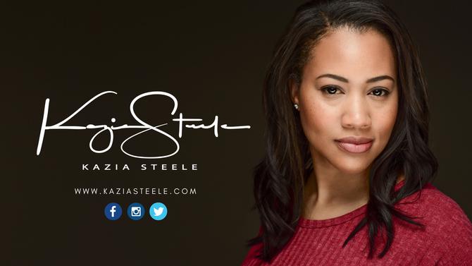 NEW WEBSITE: KaziaSteele.com