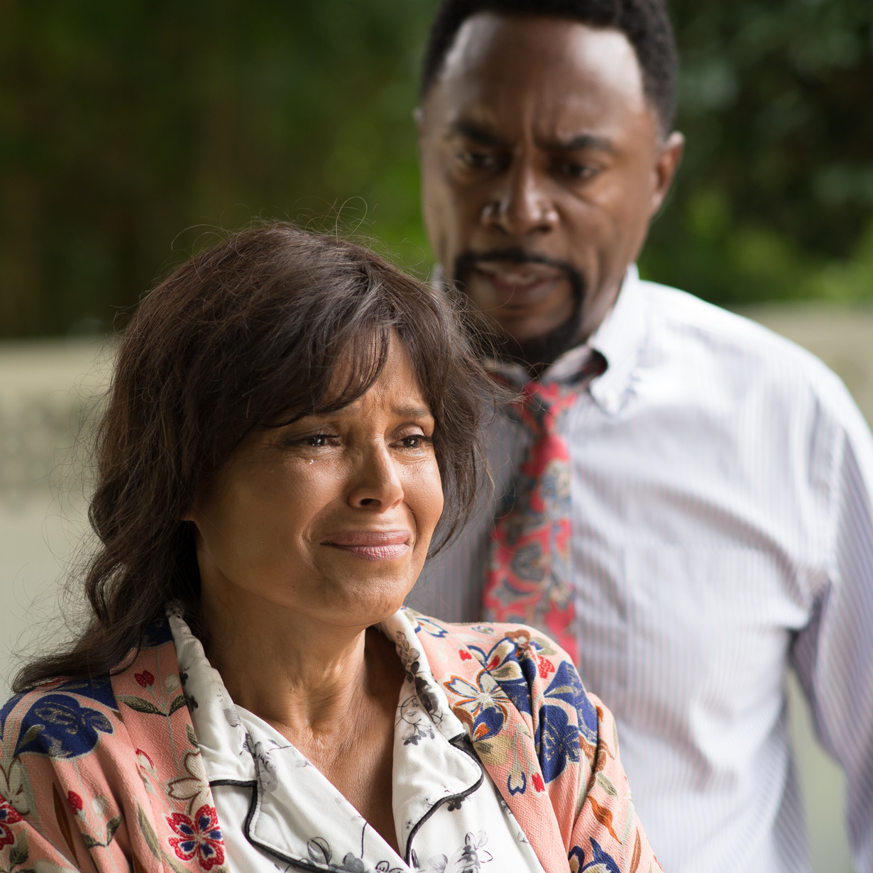 Victoria Rowell as Jacqueline Mitchell,