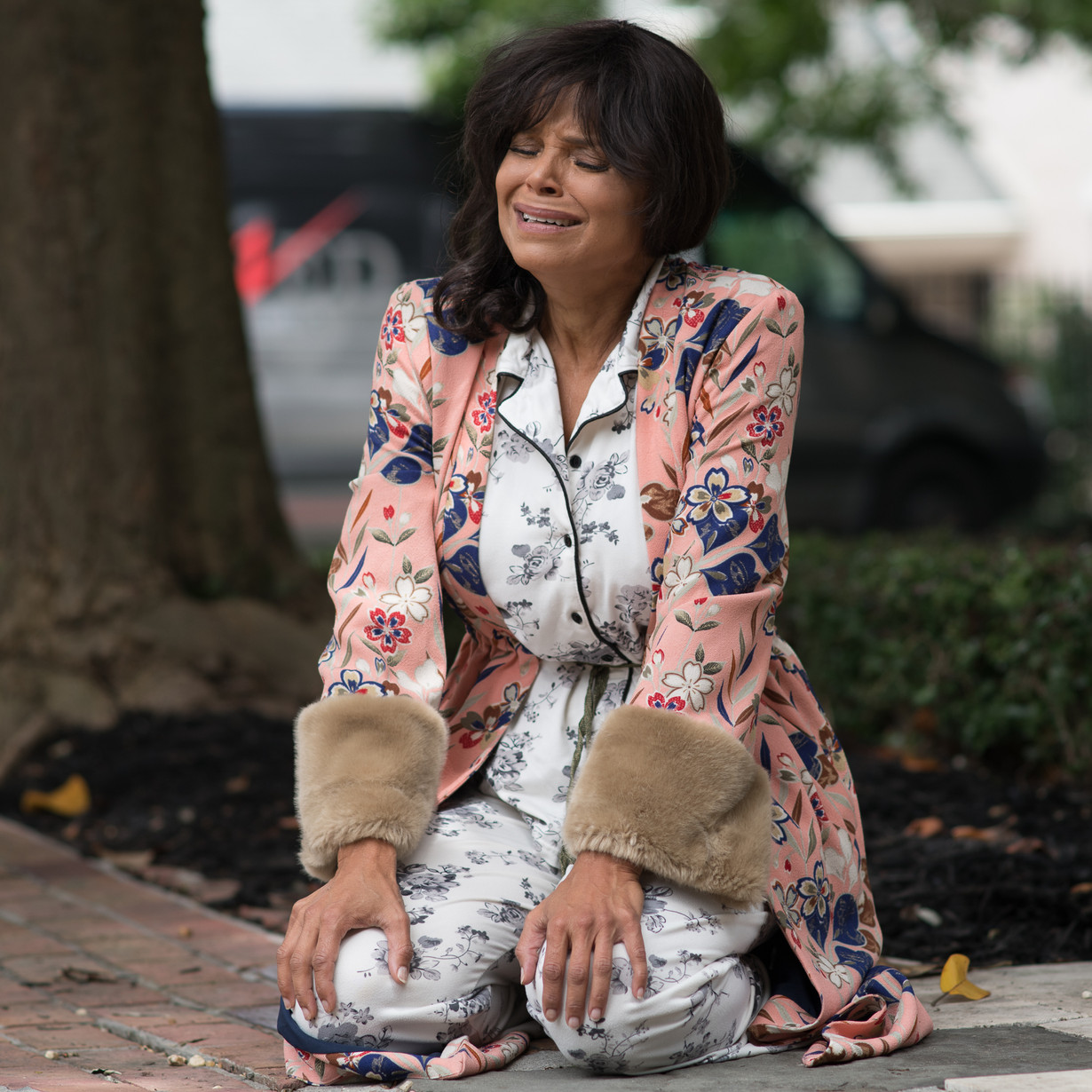 Victoria Rowell as Jacqueline Mitchell i