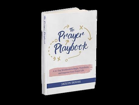 The Prayer Playbook (Physical Copy)