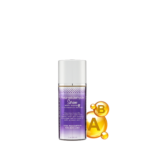 Skin Script Retinaldehyde Serum 1 oz. W/IconicA®