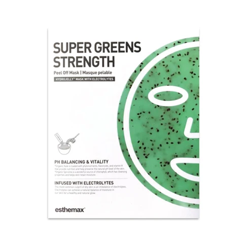 Super Greens Strength Hydrojelly Mask