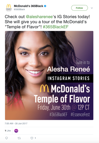 Lead Actress Alesha Renee Pulls Double-Duty at Essence Fest #365BlackEF #TheRichandtheRuthless