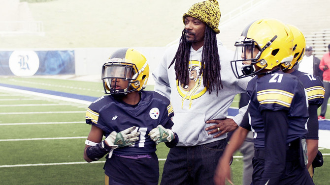 Netflix's Coach Snoop: Baller Mom Review