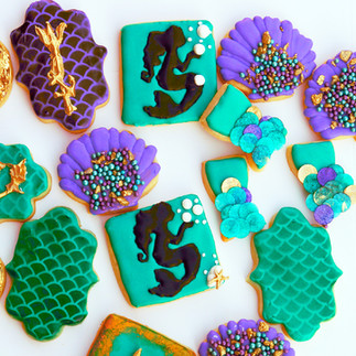 Mermaid Cookies.JPG