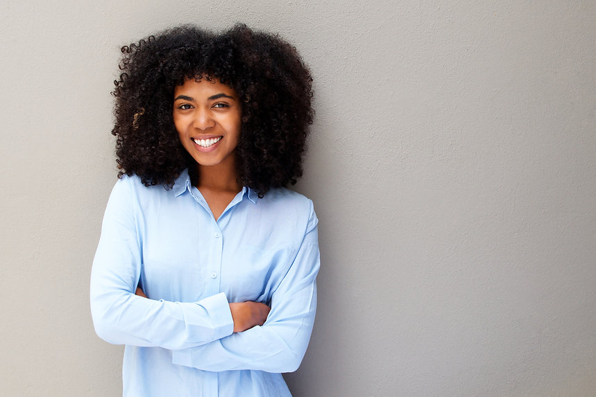 happy-young-african-american-woman-smili