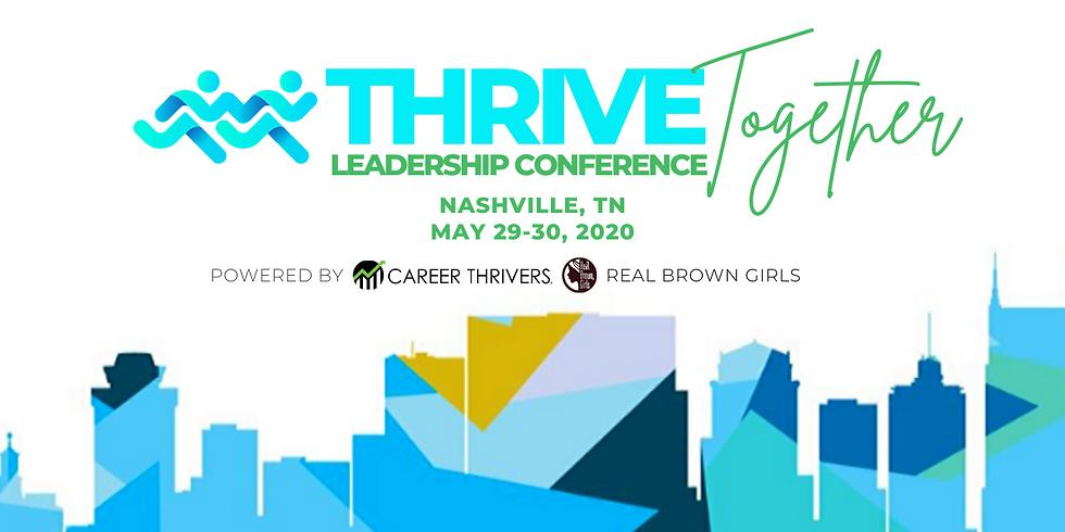 Thrive Together Leadership Conference
