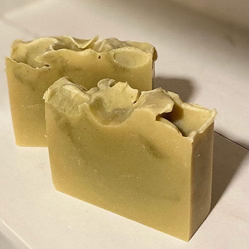 Organic Hempseed Oil Soap Bar