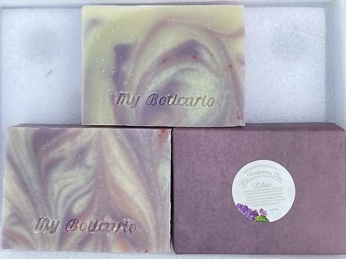 Lilac Vegan Organic Face and Body