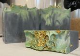 Sage & Citrus Charcoal Soap