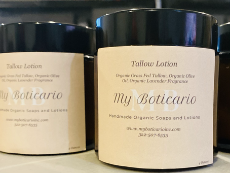 The Benefits of Tallow