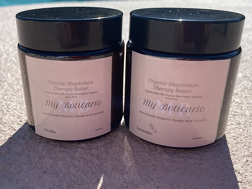 Magnesium Therapy Butter