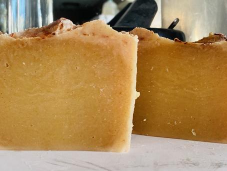 Turmeric Vegan Soap!