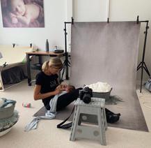 Coaching Babyfotografie