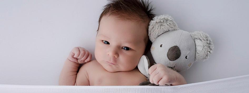 Neugeborenenfotografie Würzburg