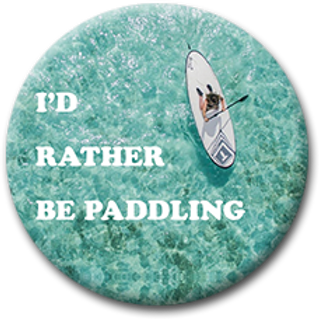 Rather Be Paddling