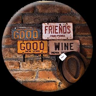 Good Friends Good Wine