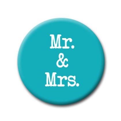 Mr. & Mrs. (Qty 50)