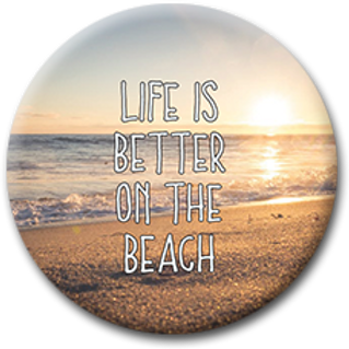 Life is Better on Beach