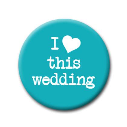 I <3 This Wedding (Qty 50)