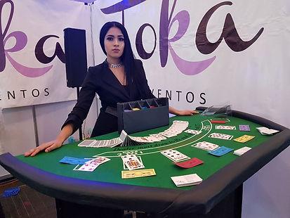 casino fantasia cdmx ciudad de méxico fiesta temática fiesta tematica black jack