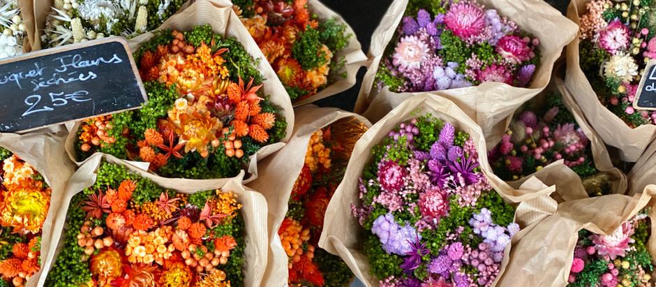 FLOWER TRENDS: PARIS