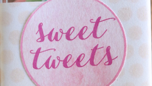 Sweet Treats Confection Cube