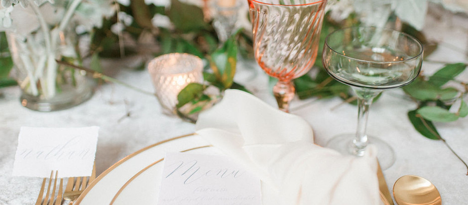 PARTY TRENDS: 2020 BRIDAL BASH