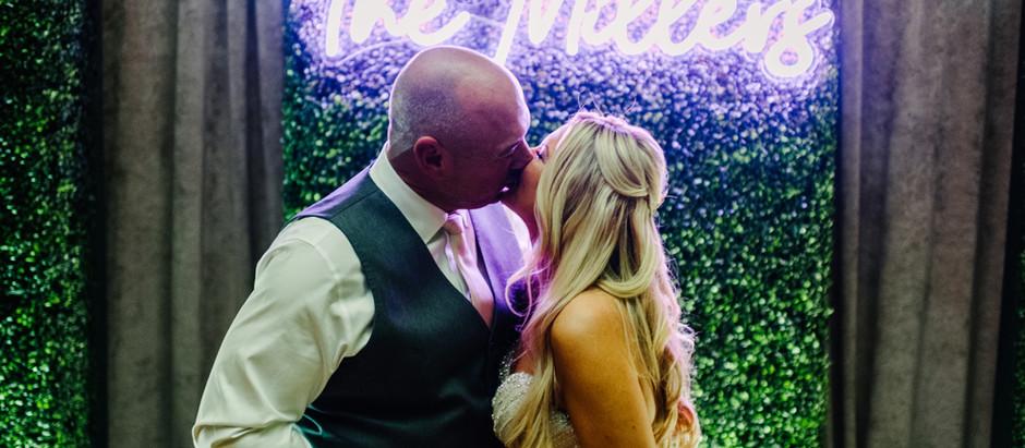 WEDDING FUN: KARI + TREY