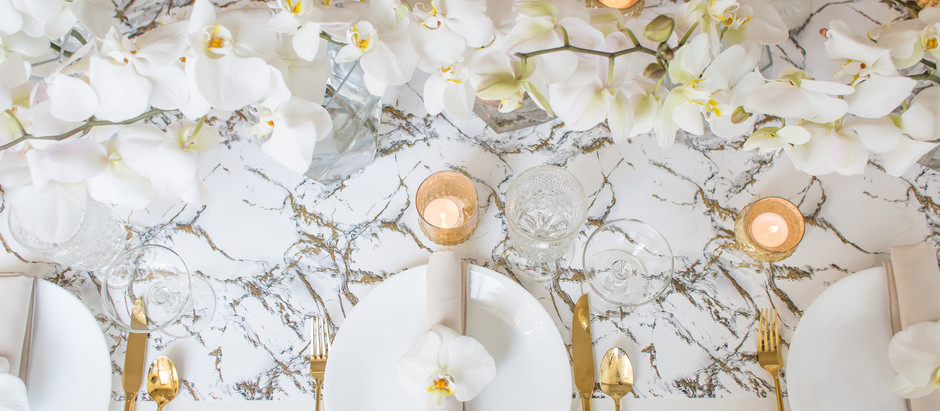 OOH LA LA: ORCHID PARTY