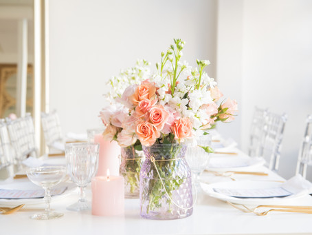 MOTHER'S DAY: PARTY STYLE