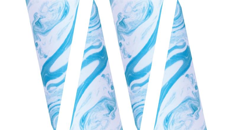 Waves Party Cones