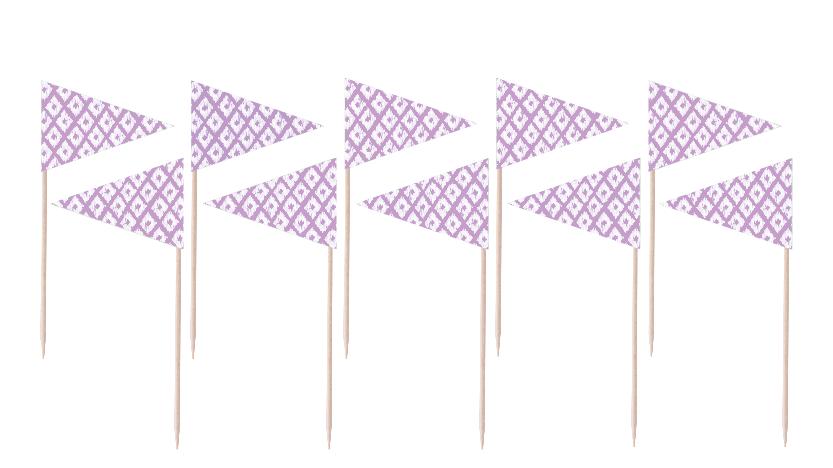 Lavender Flag Party Picks