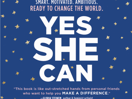 YES SHE CAN: AUTHOR EVENT