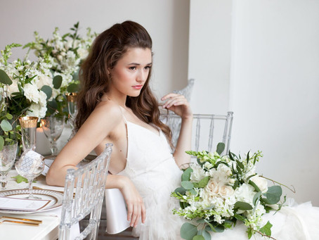 WEDDING LOVE: SUMMER WHITES