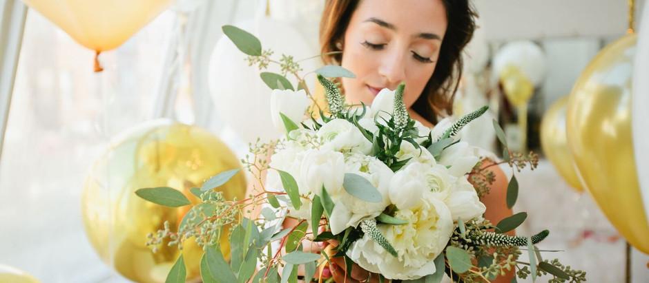 WEDDING LOVE: SUMMER CHIC