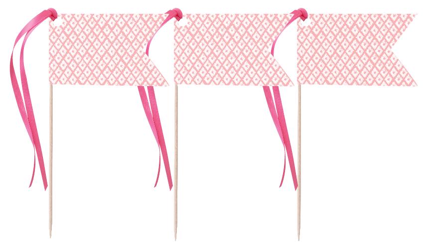 Blush Pennants
