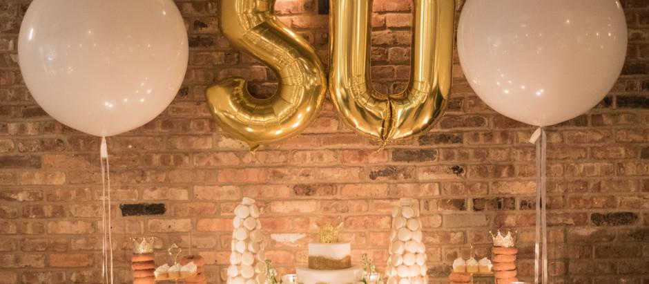 BIRTHDAY MAGIC: 50 & FAB