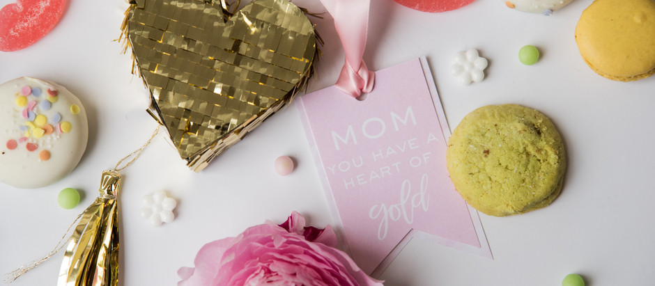 CELEBRATE MOM: DIY GIFT GUIDE