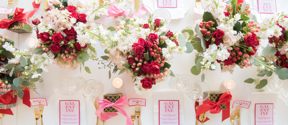 PARTY TREND: GALENTINE'S DAY
