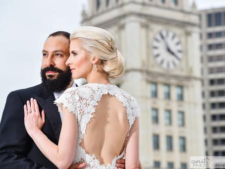 WEDDING LOVE: MARTA + BARAN