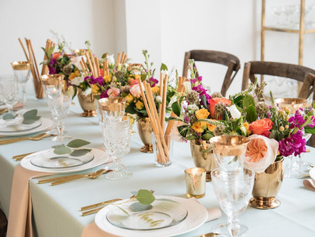FALL HUES: THANKSGIVING IN BLOOM