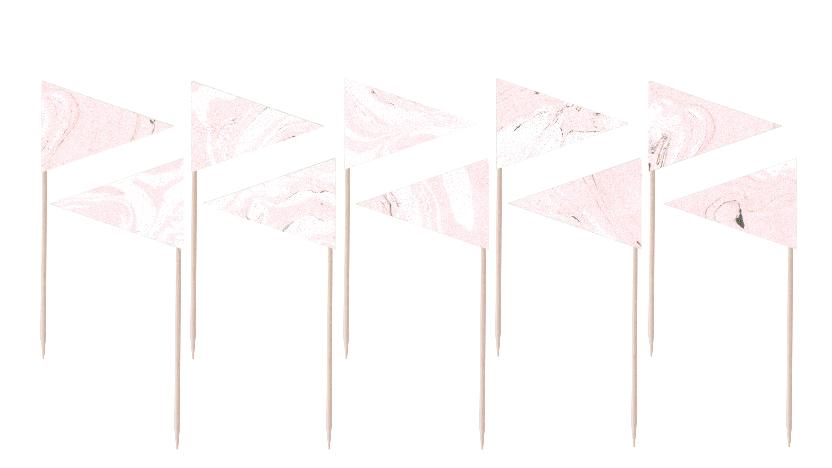 Rosé Flag Party Picks