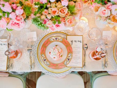 WEDDING PARTY: MARTHA STEWART