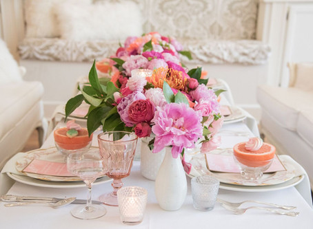 PARTY PRETTY: CITRUS BRUNCH