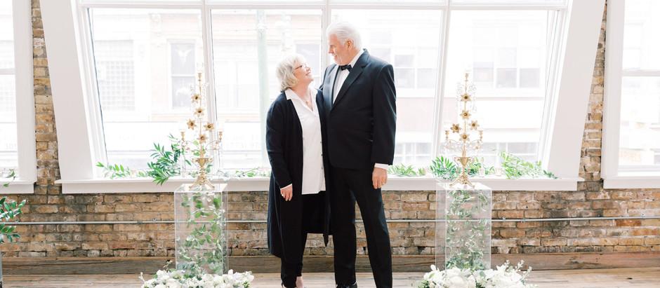 ANNIVERSARY LOVE: 50 YEARS
