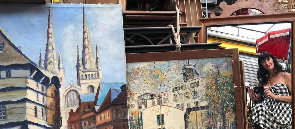 TRAVEL STYLE: PARIS FLEA FUN