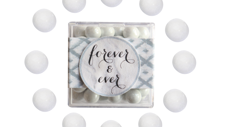Forever+Ever Confection Cube